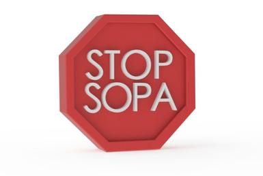 Estas 2 propuestas de ley -- PIPA y SOPA -- en el Congreso han estado en...