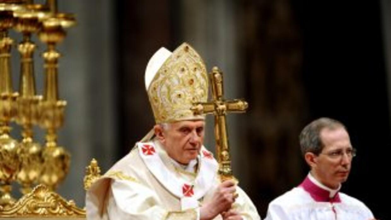 El Papa Benedicto XVI pidió que en este 2011 todos se unieran para alcan...