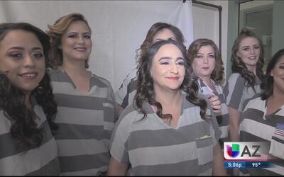 Mujeres encarceladas reciben un emotivo regalo de día de las madres