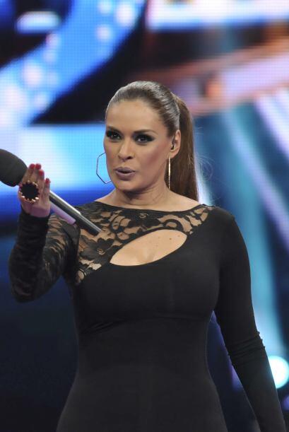 ¡Qué guapa es Galilea Montijo!