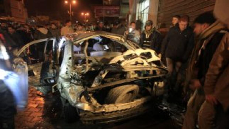 El atentado tuvo lugar en laprovincia de Hama.