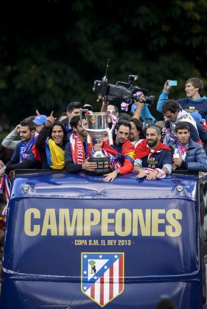 La alcaldesa de Madrid les puso un nuevo reto para la próxima temporada,...