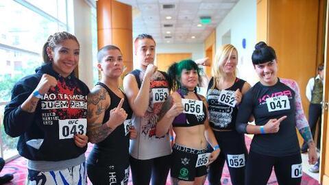 Por primera vez UFC, la organización de artes marciales mixtas líder a n...