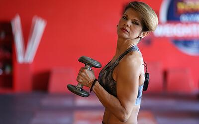La entrenadora del Reto 28 y su historia de pérdida de peso