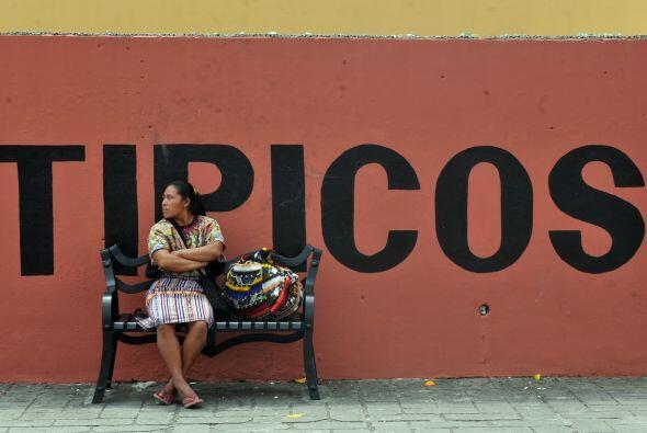 La encuesta también indica que Guatemala tiene un 3.4 por ciento de su p...