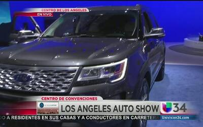 Las novedades del Auto Show edición 2014