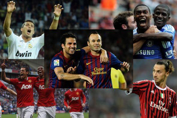 Estamos de cara al arranque de la edición 2011-12 de la UEFA Champions L...