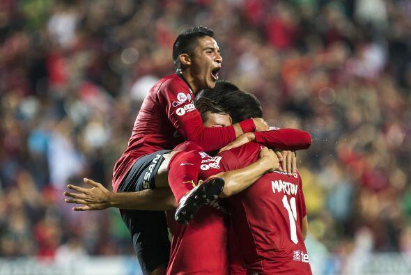 De las tres visitas que acumulan las Chivas en liga a la cancha de Tijua...