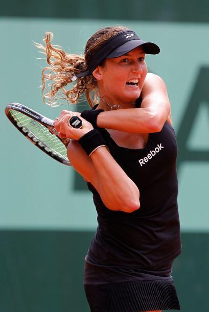 Una de las primeras sorpresas en el primer día de Roland Garros l...
