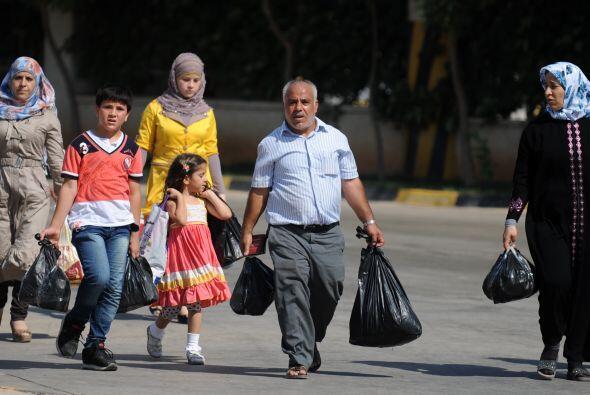 El conflicto sirio comenzó en marzo de 2011, informó The A...