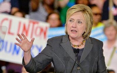 Hillary Clinton se posiciona en las encuestas ante Donald Trump