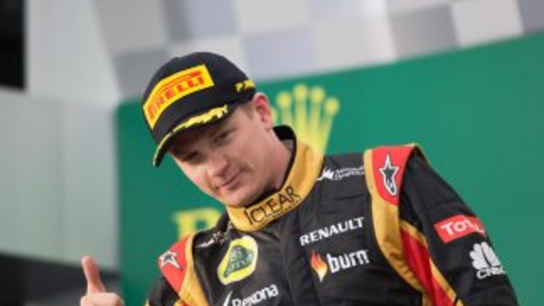 Kimi Raikkonen no cae en triunfalismos tras ganar la primera prueba del...