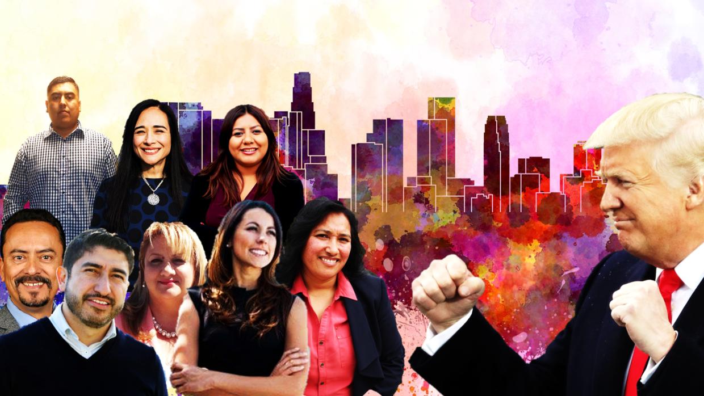Ocho candidatos hispanos que se lanzan a la política en las elecciones d...