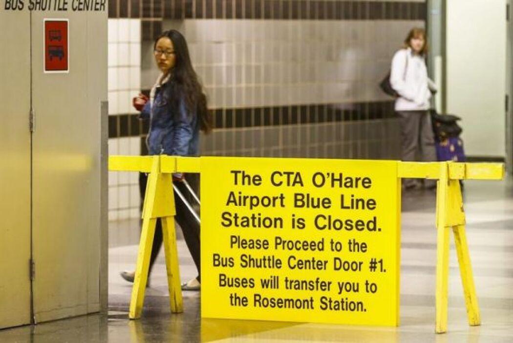 El tren descarrilado no se moverá hasta mañana, para que los investigado...