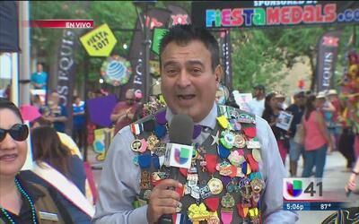 Arranca Fiesta San Antonio 2017
