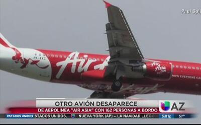 ¿Cómo pudo desaparecer el avión de Air Asia?