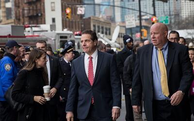 Andrew Cuomo dio a conocer sus planes para el futuro de Nueva York