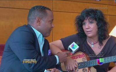 Rosana habla sobre la su gira de conciertos