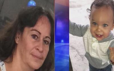 Buscan a una mujer que desapareció con su nieto sin autorización de llev...