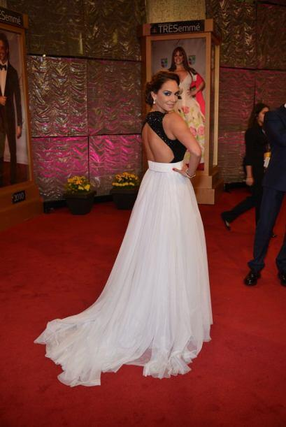 La ex Miss Universo Lupita Jones tiene una mirada muy hermosa.