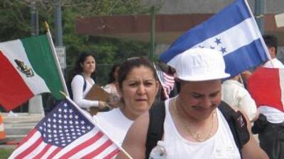 La acciòn ejecutiva protege de la deportación a casi cinco millones de p...
