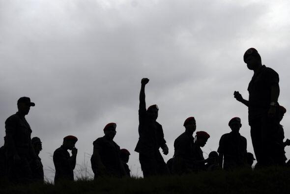 """Esta ejecución fue la """"reivindicación del derecho del pueblo venezolano..."""