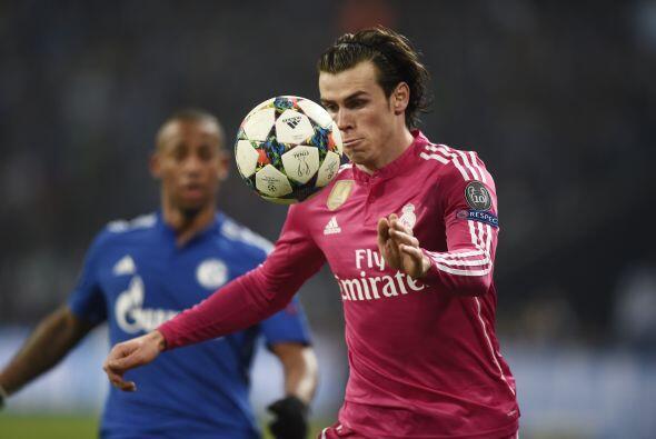 Gareth Bale y su velocidad complicaron a los defensores del cuadro alem&...