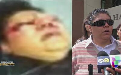 Juez canceló caso contra policía que dejó ciega a mujer hispana