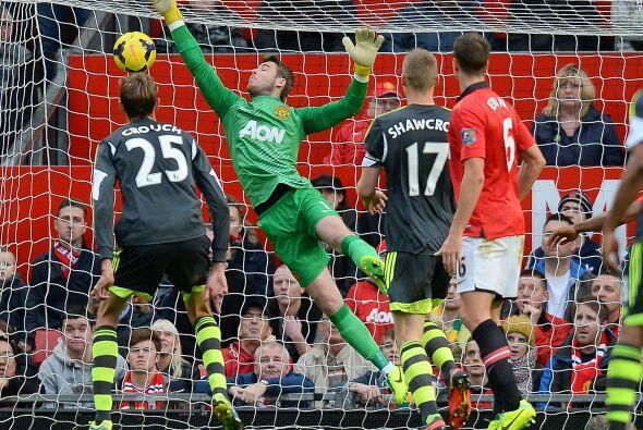 Apenas dos minutos después Arnautovic hacía este gol y Stoke terminaba e...