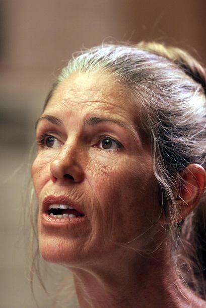 Leslie Van Houten fue sentenciada en 1969 a pasar el resto de sus días e...
