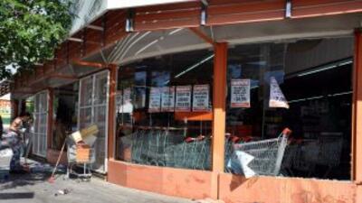 Los saqueos y la violencia dejó el saldo de un muerto en Córdoba, Argent...
