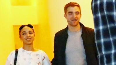 ¿Robert Pattinson y FKA Twigs ya viven juntos?