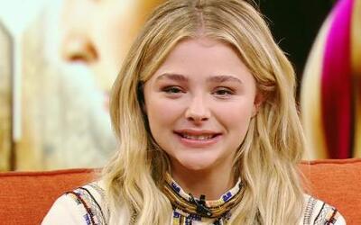 "Chloë Grace Moretz se divirtió como universitaria en ""Neighbors 2: Soror..."