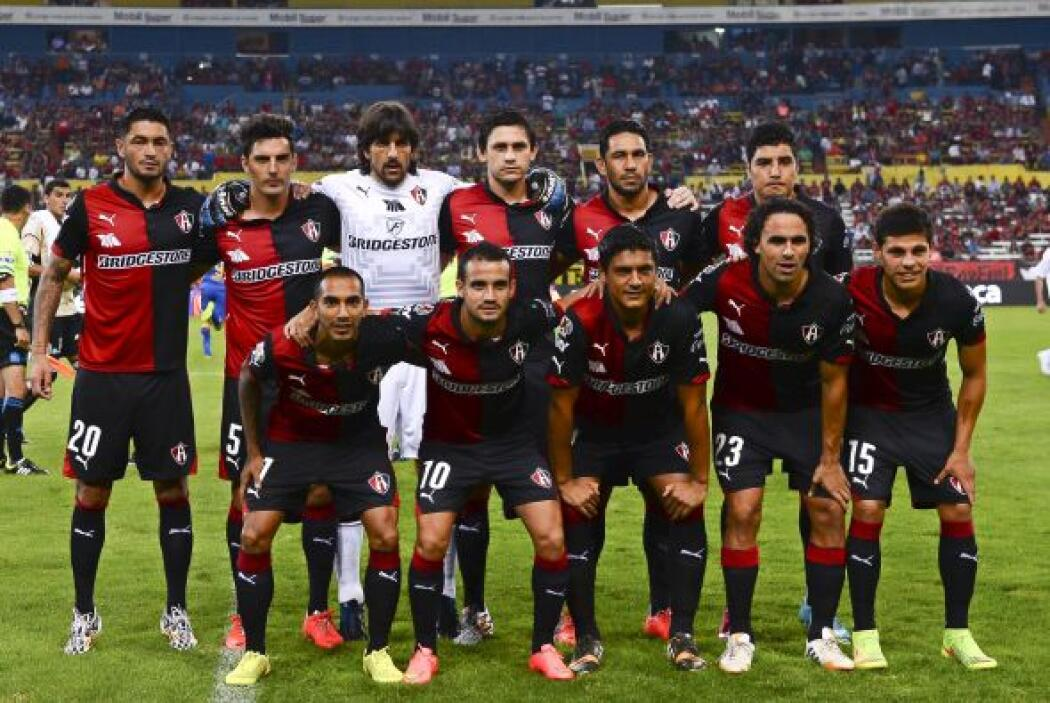 Atlas vs. Jaguares -  Encontronazo entre dos equipos que buscan jugar bi...
