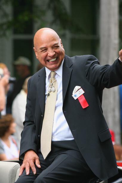 El referee estadounidense de ascendencia puertorriqueña Joe Corte...