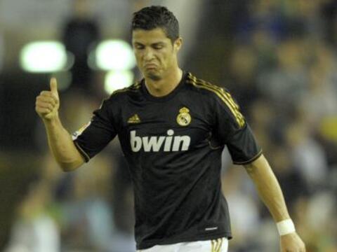 Cristiano Ronaldo es un excelente jugador. Su talento impresiona pero ha...