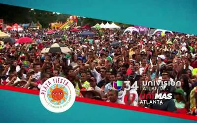 Univision Atlanta te invita a festejar las Fiestas Patrias