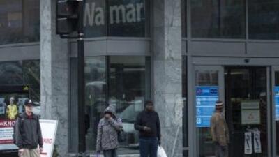 La economía de Estados Unidos creció en el segundo trimestre del año a u...
