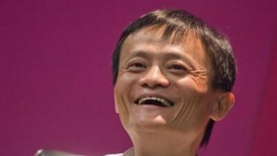 Ma Yun, el tenaz fundador de Alibaba.