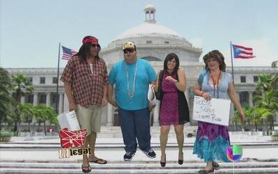 Ciudadanos defienden la marihuana frente al Capitolio