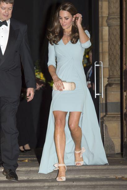 Desde el primer embarazo, Kate siempre fue muy discreta.