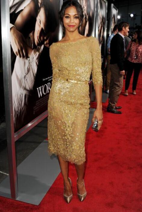 Entre sus marcas favoritas se encuentran Louis Vuitton, Givenchy, Valent...