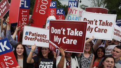 Daniel Garza: Obamacare sin resultados prometidos GettyImages-Obamacare.jpg