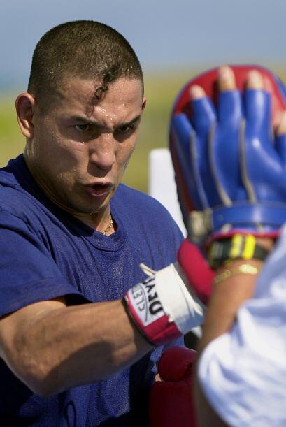 "24 de noviembre Héctor ""Macho"" Camacho. Pintoresco boxeador puertorrique..."