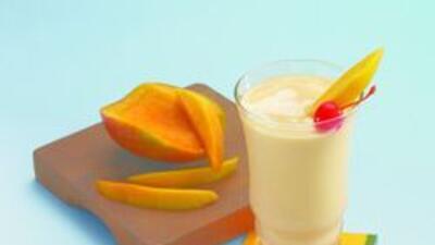 Licuado de mango de Angélica