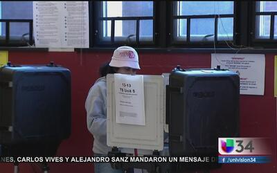 Esfuerzos para movilizar a la comunidad latina hacia el voto