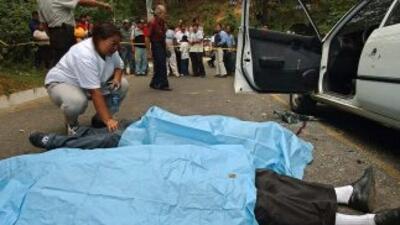 Organizaciones internacionales han denunciado los crímenes contra period...