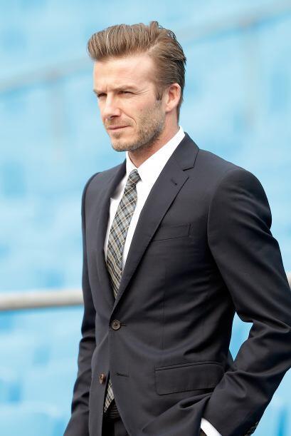 A Beckham lo regresarían a Londres porque ningún hombre soporta la idea...