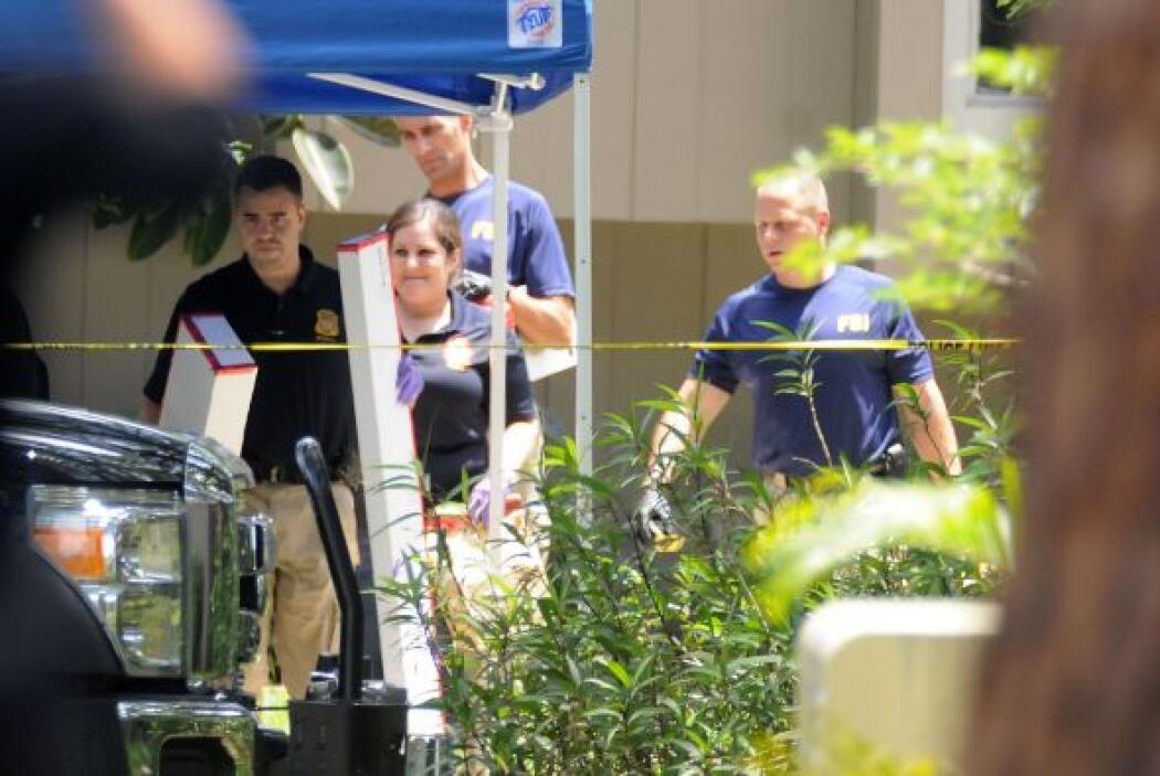 La Agencia Federal de Investigaciones (FBI) dio muerte a un hombre que e...