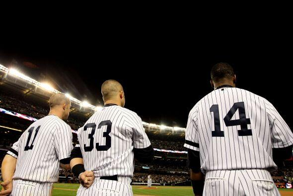 El Yankee Stadium enmudeció y se vació antes del té...